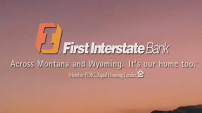 "First Interstate Bank ""Ice fishing"""